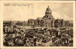 Panorama, Gerichtsgebäude
