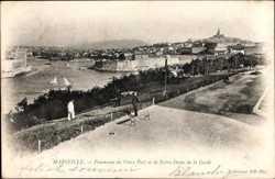 Panorama du Vieux Port