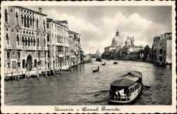 Kanal, Dampfer