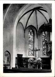 Christuskirche, Inneres