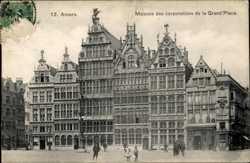 Maisons des corporations de la Grand'place