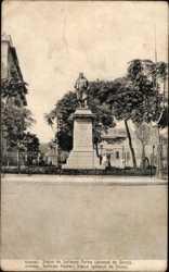 Statue de Soliman Pacha