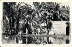 Fontaine de Moise