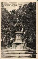 Statue des Comtes d'Egmont et de Hornes