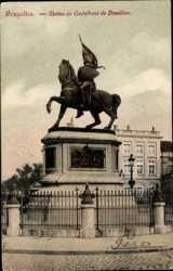 Statue de Godefried de Bouillon