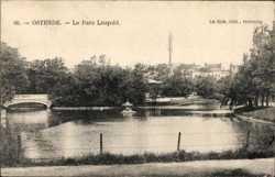 Le parc Leopold