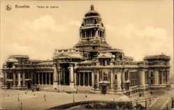 Palais des Justice