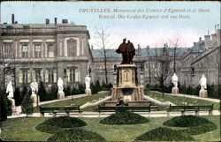 Monument des Comtes Egmont et de Horn