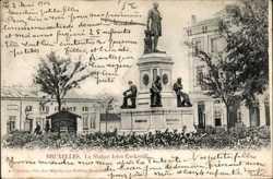 La Statue John Cockerill