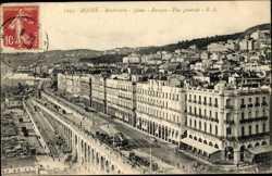 Boulevards, Quais, Rampes