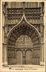 Portail de la Cathedrale