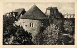 Moritz Burg