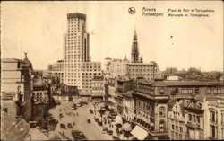 Place de Meir et Torengebouw