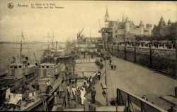 Le Steen et le Port