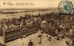 Panorama, Grand'Place, Escaut