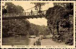 Parc, Pont et Etang