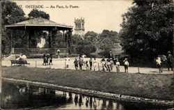 Au Parc, la Poste