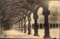 Interieur du Palais du Justice