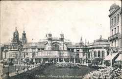 Le Kursaal, Vu du Avenue Leopold